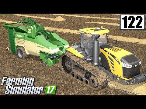Pellet ze słomy - Farming Simulator 17 (#122)