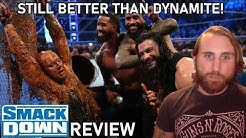 WWE Smackdown 1/31/20 Review More Dog Food! Yahoo!!