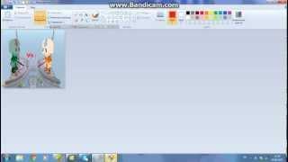 Видео урок по Paint 5
