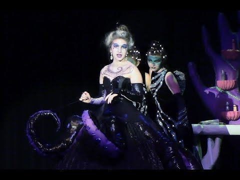 Ursula's Poor Unfortunate Souls in Little Mermaid, the Broadway Musical