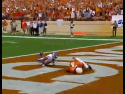 Vince Young Texas Highlights