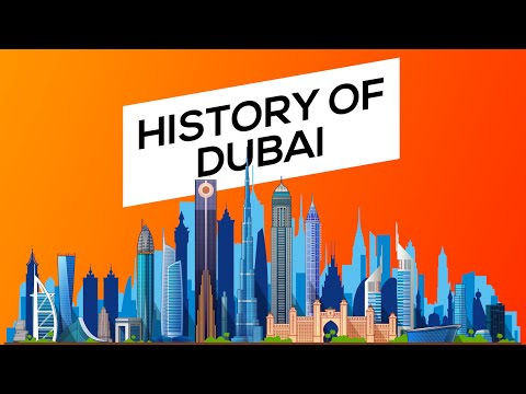 How Dubai was made | History of Dubai (2020)