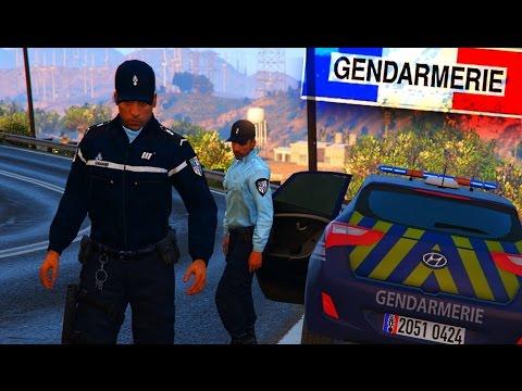 GTA 5 :  La Gendarmerie est de retour !