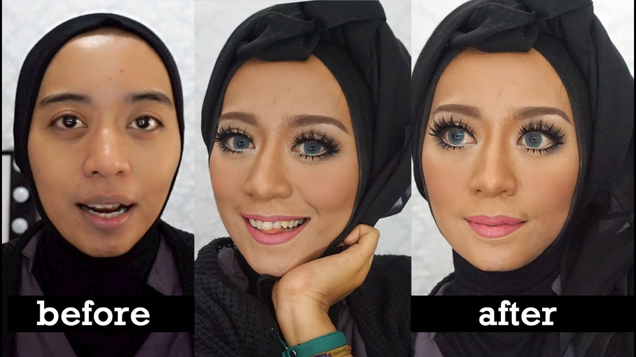 Tutorial Make Up Barbie By Belle Riasan Untuk Kulit Sawo Matang