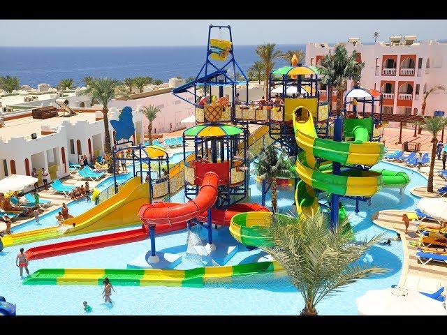 Обзор отеля Sea Club Aqua Park 5☆