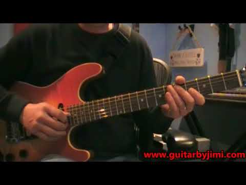 Rush/Alex Lifeson-How to play YYZ Guitar Guitar SOLO-Guitar Lesson Note for Note Off the Record