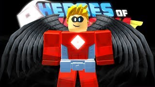 ROBLOX HEROES OF ROBLOXIA - FINAL AGAINST DARKMATTER!!! - Spanish
