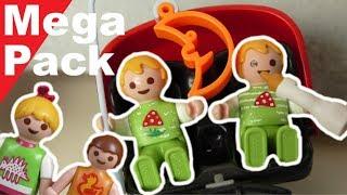 Playmobil Film deutsch - Zwillingsgeschichten Mega Pack - Familie Hauser