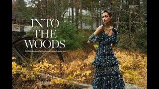 "L'Officiel Thailand - Fashion ""INTO THE WOODS"""