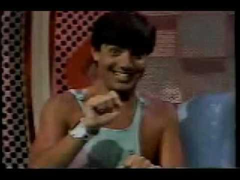 Chamada do FMTV - 1984 (Rede Manchete) Com Joao Kleber e Marco Antonio