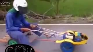 Cara membuat traktor sendiri