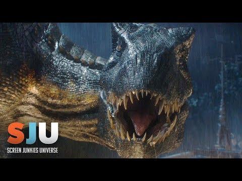 Let's Talk About the Final Jurassic World: Fallen Kingdom Trailer! - SJU
