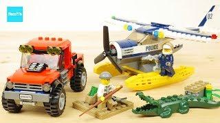 レゴ シティ 水上飛行機のどろぼうついせき 60070 / LEGO City Water Plane