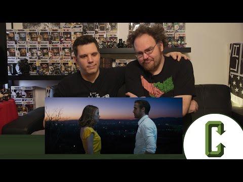La La Land Teaser Trailer #2 Reaction & Review