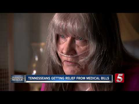 """Medical Debt Rescue: """"It was like an angel had given me this gift."""""""