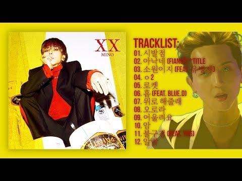 MINO송민호 - XX