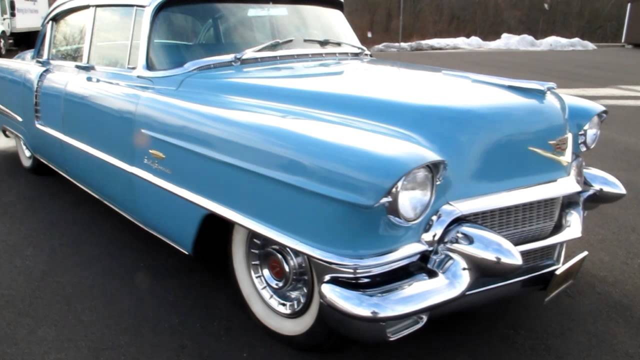 1956 Cadillac Fleetwood 62 Special - YouTube