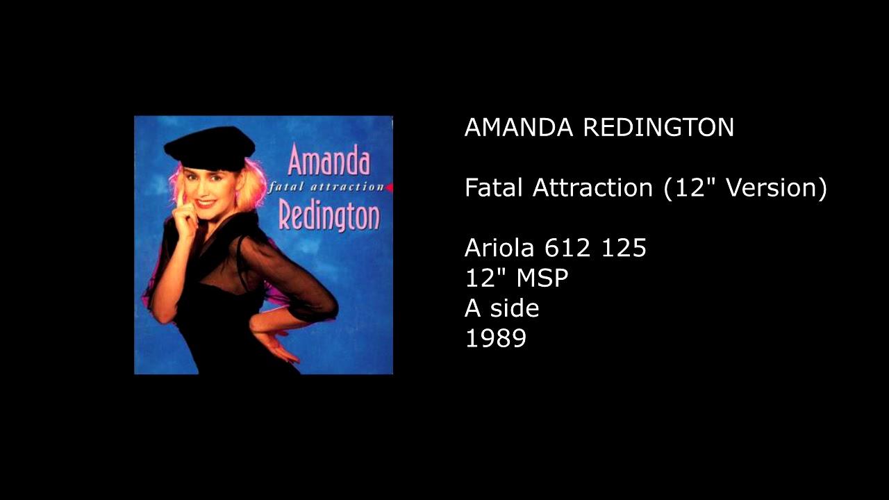 Amanda Redington amanda redington - fatal attraction (12'' version) - 1989