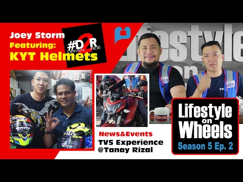 LOW S5/E2 TVS Apache RTR Experience! Lifestyle on Wheels Episode 2 Season 5 HD PTV