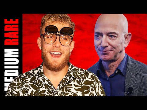 Jake Paul Cures Anxiety & Scams His Fans?! Jeff Bezos Makes a Large Donation, & more