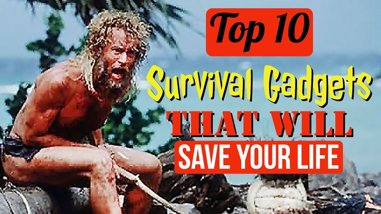 Top 10 Gadgets That Can Save Your Life in Critical Situations!