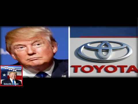Toyota Stock Hits A Pothole After Trump Rebukes Japanese Automaker.