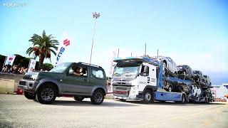 2015 Suzuki Jimny trailer Car Truck