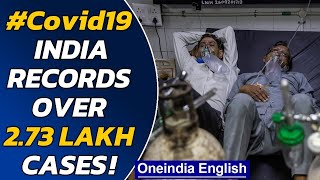 Covid-19: India hits another grim milestone, record single-day spike and 1,619 deaths | Oneindia New