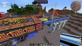 Видео Майнкрафт. МЭ система. Часть 2