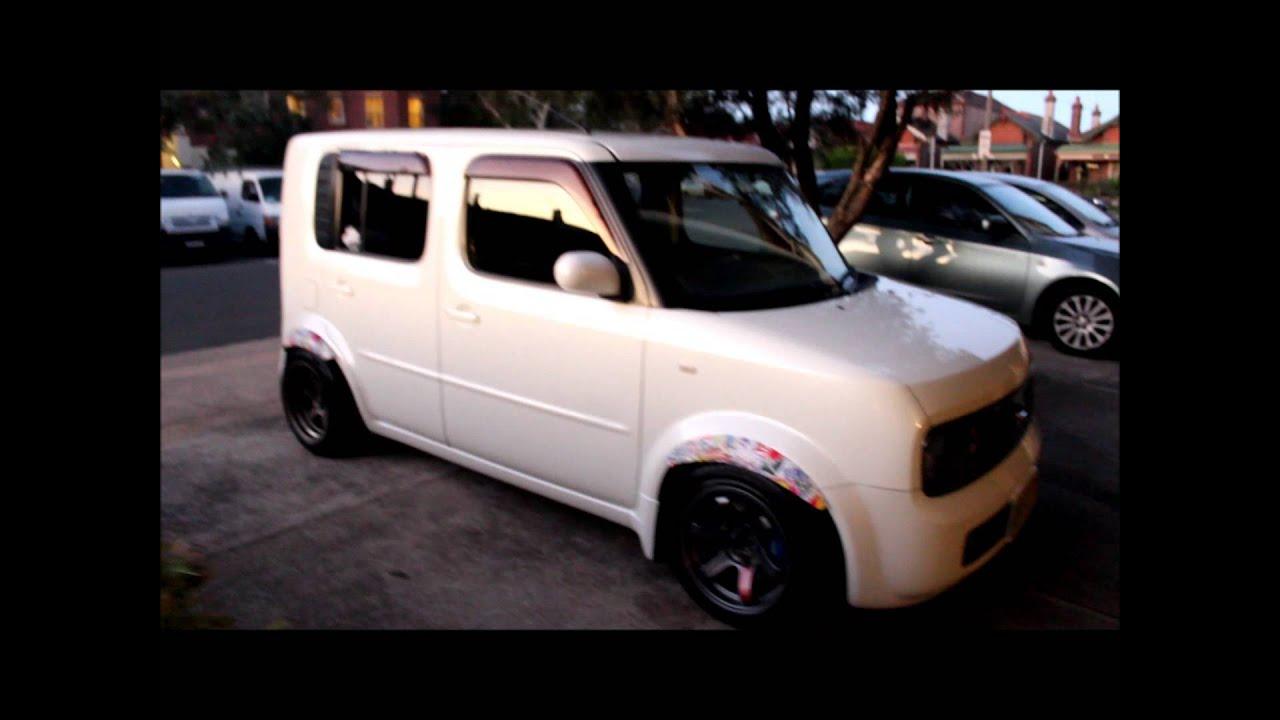 Nissan Cube Turbo Doovi