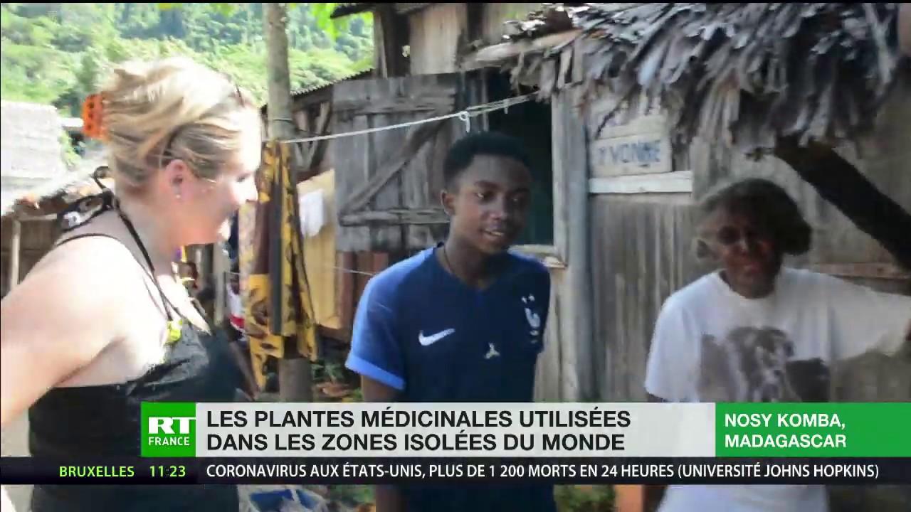 A Madagascar les plantes médicinales utilisées lorsque les hôpitaux sont hors de portée