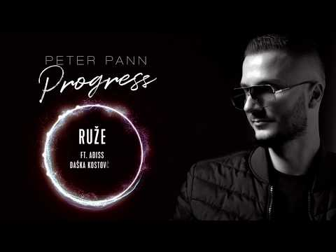 Peter Pann - RUŽE (ft. ADiss, Daška Kostovčik, Plexo) /OFFICIAL LYRIC VIDEO/