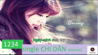 1 2 3 4 - chi dan || lyrics video 1 2 3 4  karaoke ||