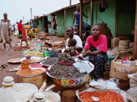 Musique Africaine - Gbadora République centrafricaine(bangui)