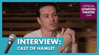 Interview: Hamlet cast