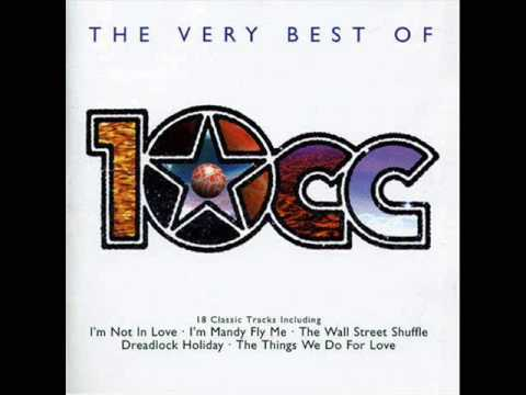 10CC - Dreadlock Holiday (1978) HQ