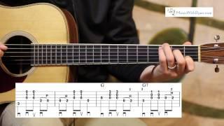 Amazing Grace - Carter Style - Key of C