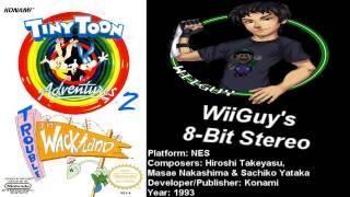 Tiny Toon Adventures 2: Trouble in Wackyland (NES) Soundtrack - 8BitStereo