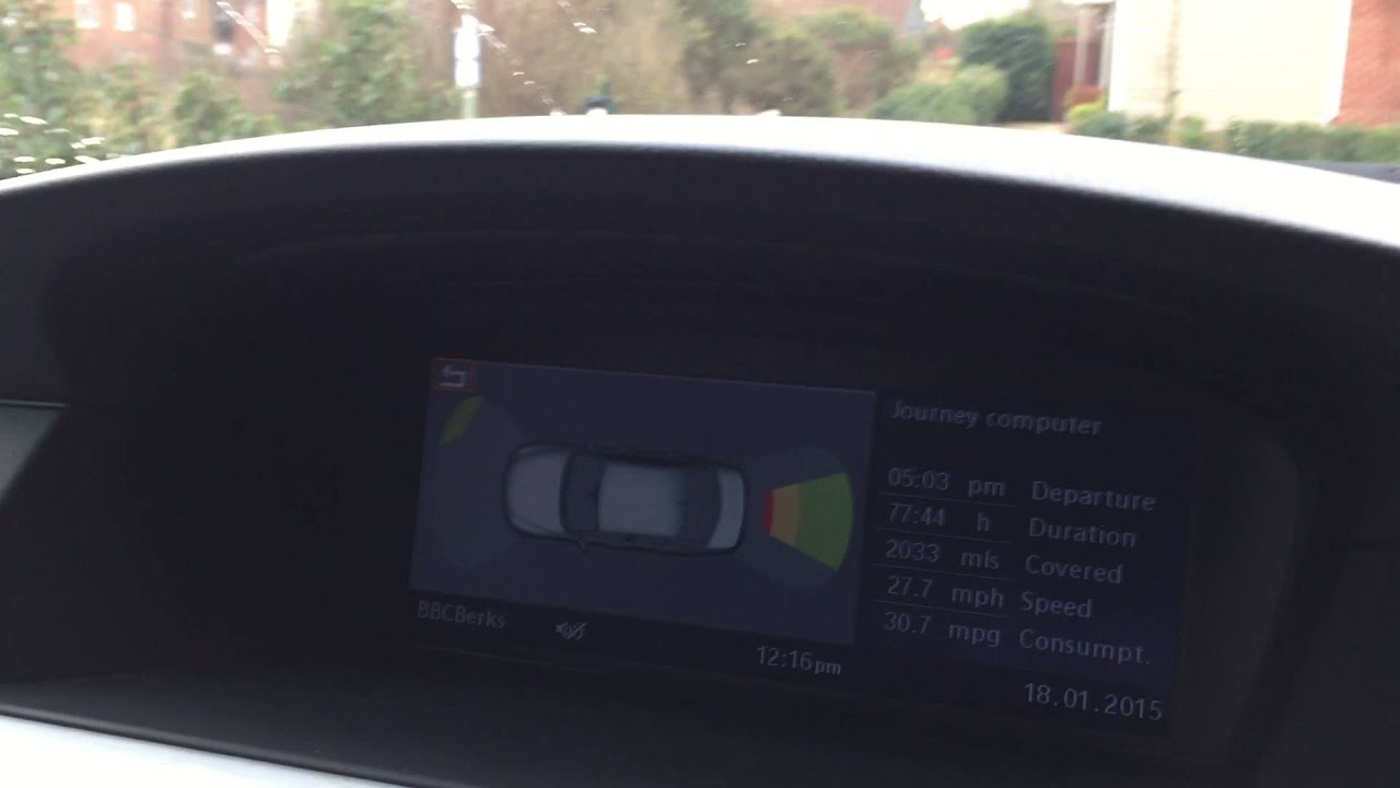 Bmw Sd Sensor Problems