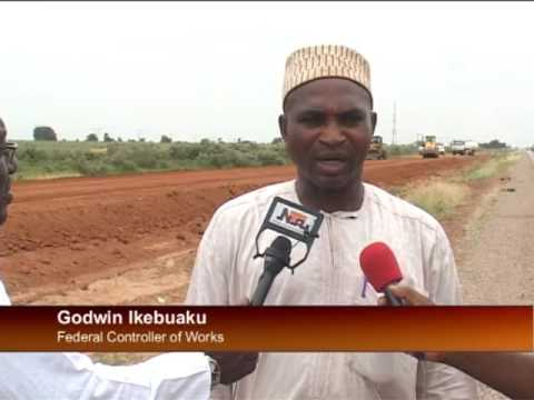 WORK RESUMES ON KANO MAIDUGURI ROAD