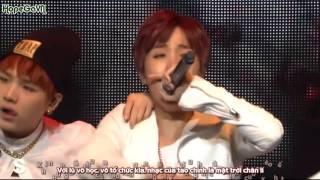 [HopeGaVN] [Vietsub] Cypher PT 3: KILLER Ft. Supreme Boi - BTS LIVE TRILOGY EP 2: THE RED BULLET