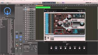 Logic Pro X Drum Machine Designer Tutorial 12
