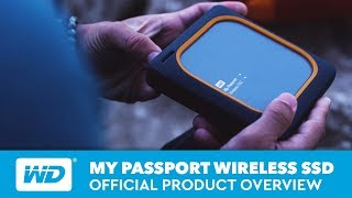 My Passport Wireless SSD | Official Product Overview