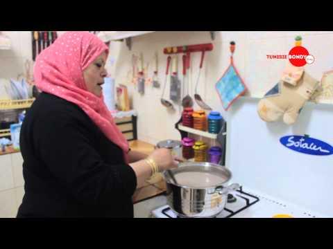 Kamouniya recette tunisienne doovi for Slatet blankit