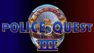 Police Quest 3: The Kindred  - Intro (1991) [Sound Comparison]
