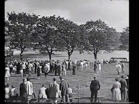 Lochinver Highland Games 1953 - Assynt, Scotland