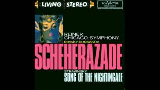 Song of the Nightingale - 2. Chinese March