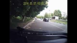 Авария в Никополь(8 мая, Никополь. Автор пишет: