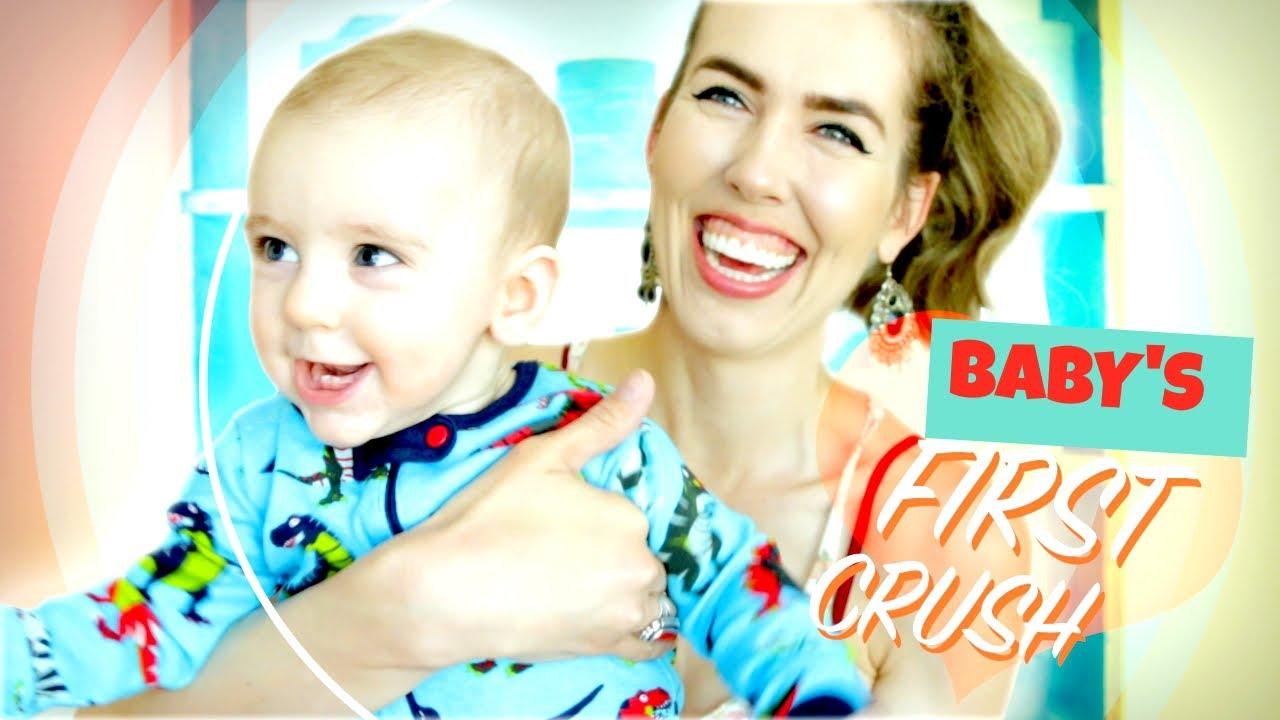 Babys First Crush Youtube
