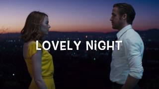 A Lovely Night- La La Land Lyrics